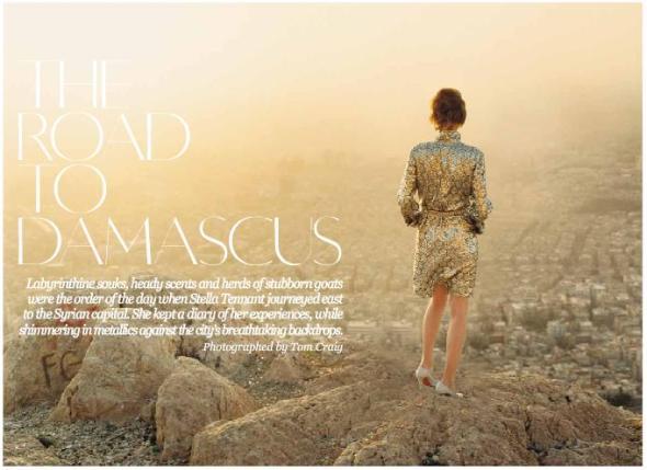 May 2009 - Vogue UK